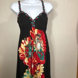 Moa Moa dress size medium